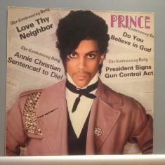 PRINCE - CONTROVERSY (1981/ WARNER REC /RFG) - Vinil/POP-FUNKY/IMPECABIL - Muzica Pop