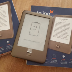 EBook Reader Tolino Shine la cutie -299 lei, 2 GB, WiFi, 6 inch
