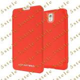 Husa Mercury Techno Flip Samsung Galaxy Note3 N9005 Orange Blister