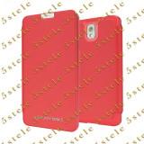 Husa Mercury Techno Flip Samsung Galaxy Note3 N9005 Pink Blister