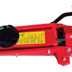 300208- Cric hidraulic tip crocodil 3T x 135-500 mm cu pedala Raider Power Tools - Cric tip crocodil