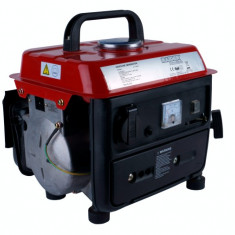 129930-Generator de curent electric 650 W pe benzina Raider Power Tools RD-GG01 - Generator curent Raider Power Tools, Generatoare uz general