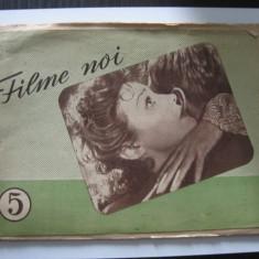 Film / Cinema - Filme noi - program (nr. 5)