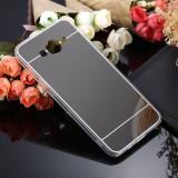 Husa Samsung Galaxy S3 i9300 TPU Mirror Black, Negru, Gel TPU