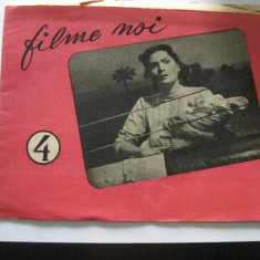 Film / Cinema - Filme noi - program (nr. 4)