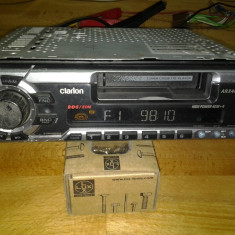 Clarion ARX4670R radio + casetofon auto - CD Player MP3 auto