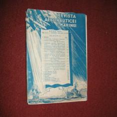 Revista aeronauticei(aeronauticii) si a marinei - anul 1939 nr. 6-7