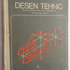 DESEN TEHNIC - HUSEIN GHEORGHE, TUDOSE MIHAIL