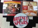 Britney Spears circus album cd disc muzica pop foto texte 2008 editie vest