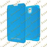 Husa Mercury Techno Flip Samsung Galaxy Note3 N9005 SkyBlue Blister