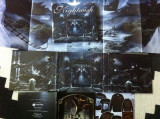 Nightwish Imaginaerum dublu disc 2 CD muzica heavy metal nuclear blast poster