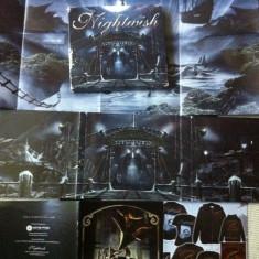 Nightwish Imaginaerum dublu disc 2 CD muzica heavy metal nuclear blast poster