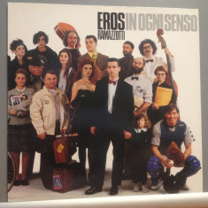 EROS RAMAZZOTTI - IN OGNI SENSO (1990/BMG REC/RFG) - Vinil /POP /IMPECABIL(NM) - Muzica Pop ariola