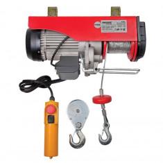 121103-Macara electrica 1000 kg x 1600 W telecomanda pe fir Raider Power Tools