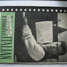 Film / Cinema - Festivalul filmului italian - program (martie - aprilie 1956)