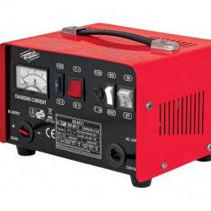 129963- Redresor auto 9 Amp pentru baterii de 12 V si 24 V Raider Power Tools