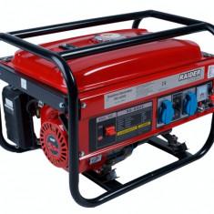 129931-Generator de curent electric 2 KW pe benzina Raider Power Tools RD-GG02 - Generator curent Raider Power Tools, Generatoare uz general