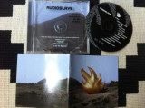 Audioslave album cd disc muzica alternativ hard rock epic sony foto texte 2002, sony music