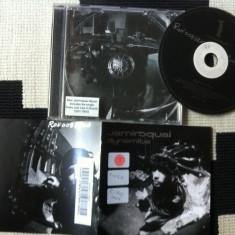 Jamiroquai dynamite cd disc muzica acid jazz electronic pop foto texte 2005