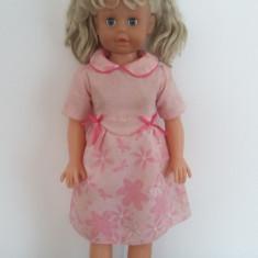 PAPUSA MARE . 75 CM ., 6-8 ani, Plastic