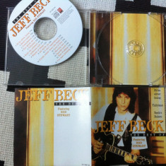 Jeff Beck Rod Stewart best of CD disc muzica rock blues compilatie 1996