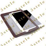 Husa Rock Mounted Apple iPad 4 Brown Original Blister