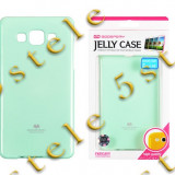 Husa Mercury Jelly Samsung A500 Galaxy A5 Mint Blister - Husa Telefon, Samsung Galaxy A5, Verde
