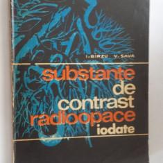 SUBSTANTE DE CONTRAST RADIOOPACE IODATE