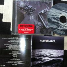 Audioslave Out of Exile album cd disc muzica alternativ indie rock 2005 epic rec