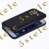 Husa Ultra Slim MATT ULTRA Samsung G935 Galaxy S7 Edge Negru - Husa Telefon, Samsung Galaxy S7 Edge