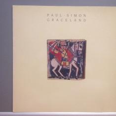 PAUL SIMON - GRACELAND (1986 /WARNER /RFG) - Vinil /Analog 100% /IMPECABIL (M-)