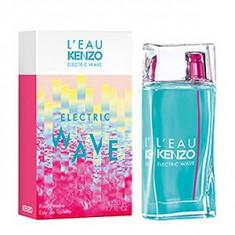 Kenzo L'eau Kenzo Electric Wave Pour Femme EDT 50 ml pentru femei - Parfum femeie Kenzo, Apa de toaleta