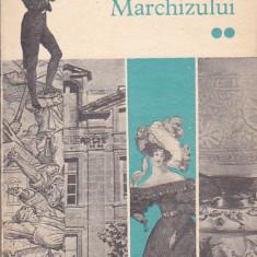 ALEXANDRE DUMAS - FIICA MARCHIZULUI ( DOCTORUL MISTERIOS VOLUMUL 2 )