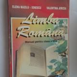 LIMBA ROMANA CLASA A VI A - IONESCU ,JERCEA