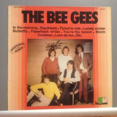 BEE GEES - THE BEE GEES ALBUM (1981/POLYDOR REC/FRANCE) - Vinil /POP/IMPECABIL - Muzica Pop universal records