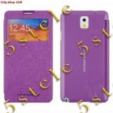 Husa Mercury window Samsung Galaxy Note3 N9005 Mov Blister