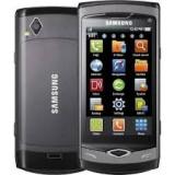 Telefon Samsung S8500, Negru, Neblocat