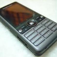 Sony Ericsson G700, Negru, Nu se aplica, Neblocat
