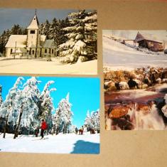 Lot 3 vederi - iarna - pitoresc - zapada - 2+1 gratis - RBK16040, Ambele, Europa