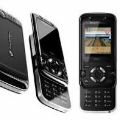 Sony Ericsson F305, Negru, Nu se aplica, Neblocat