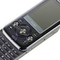 Sony-Ericsson W395 reconditionat, Negru, Nu se aplica, Neblocat