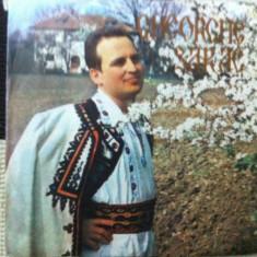 Gheorghe sarac single disc vinyl Muzica Populara electrecord romaneasca folclor romanesc, VINIL