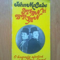 E1  Stan si Bran - Obiografie afectiva a lui Stan Laurel si Oliver Hardy