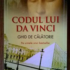 J. Paul, C. Culwell - Codul lui da Vinci {Ghid de calatorie} - Roman, Rao, Anul publicarii: 2006