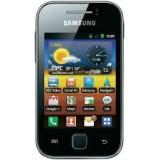 Telefon Samsung s5360, Negru, Nu se aplica, Neblocat, Single SIM, Fara procesor