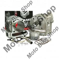 MBS Set motor racing Naraku 90CCM/52.4 mm, QMB139 GY6 50 4T, Cod Produs: 7562556MA - Motor complet Moto
