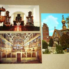 Lot 3 vederi - religie - catedrala - biserica - 2+1 gratis - RBK16037, Ambele, Europa