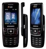 Telefon Samsung D880, Negru, Neblocat