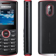 Telefon Samsung E2120, Negru, Nu se aplica, Neblocat, Single SIM, Fara procesor