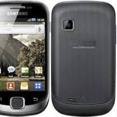 Telefon Samsung s5670, Negru, Neblocat, Smartphone